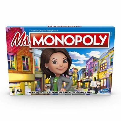 Hasbro Ms. Monopoly