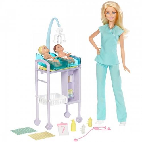 Barbie Medical Complete Playset