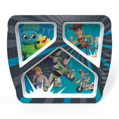 Zak Toy Story Divided Plate