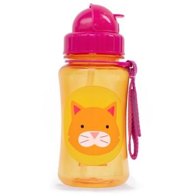 Skip Hop Zoo Straw Bottle -...