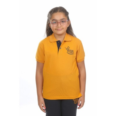 ETS Orange SS Polo Shirt