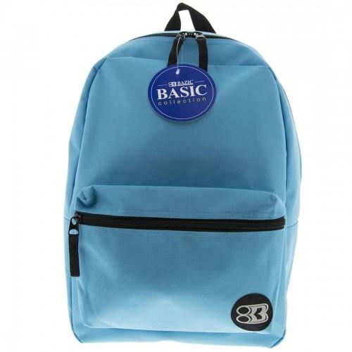 Bazic 16'' Basic Backpack - Cyan