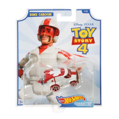 Hot Wheels Toy Story 4 Duke...
