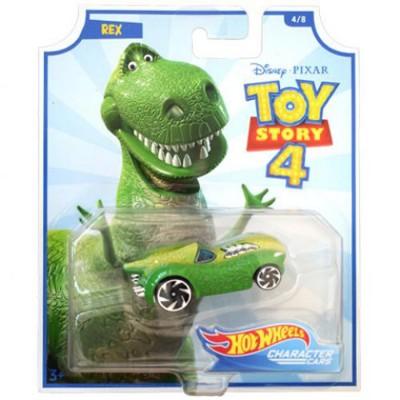 Hot Wheels Toy Story 4 Rex...
