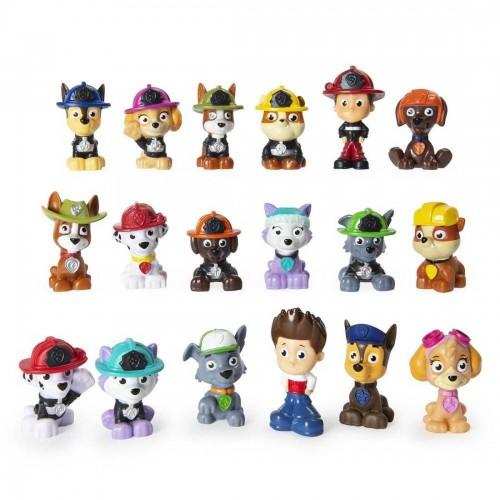 Paw Patrol Mini Figures Assorted