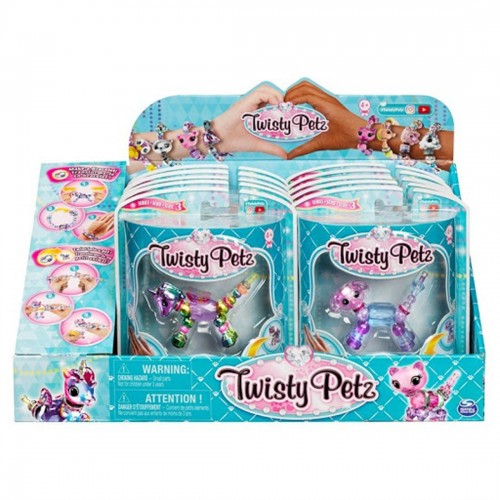Twisty Pets Single Pack Asstorted