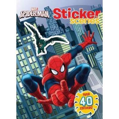 Marvel Spider-Man Sticker...