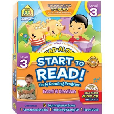 Start To Read Level 3 Readers