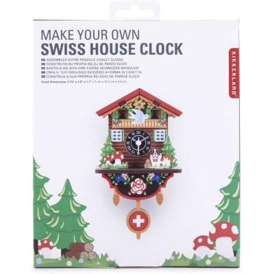 Kikkerland Diy Swiss House...