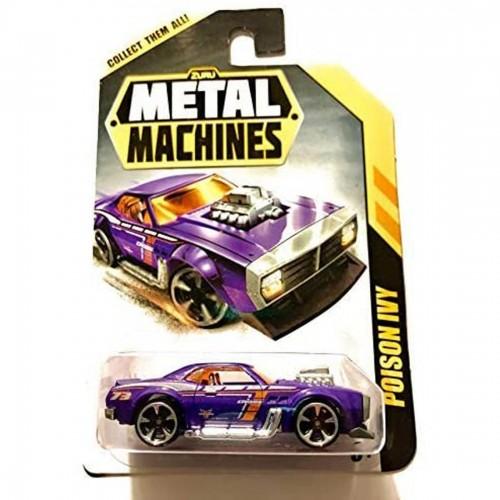 Metal Machines Zuru Poison Ivy Purple...