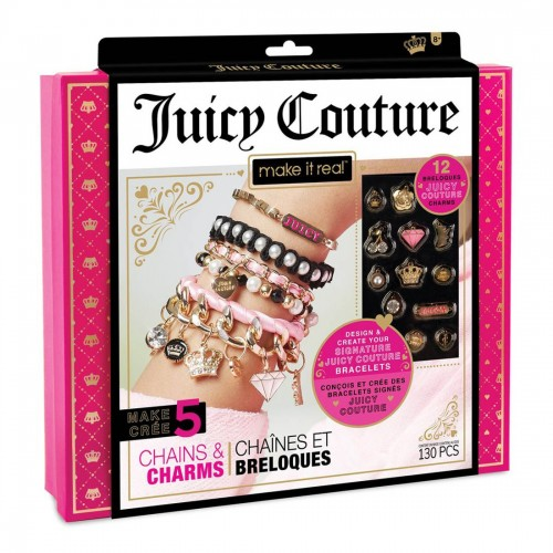Make It Juicy Couture Chains & Charms