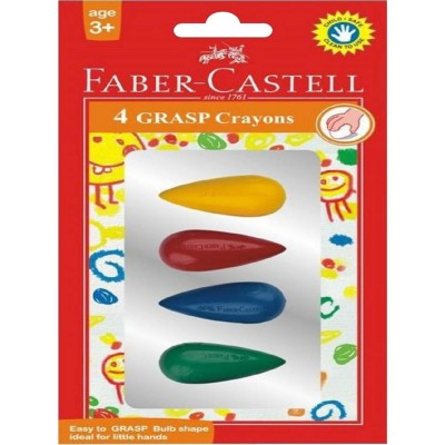 Faber Castell Grasp Crayons 4