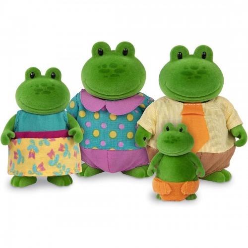Li'l Woodzeez The Croakalily Frog...