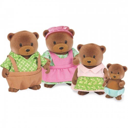 Li'l Woodzeez Healthnuggle Bears...