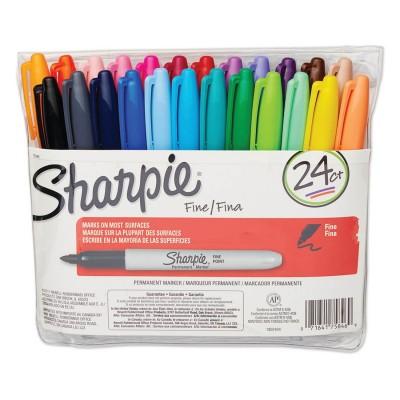 Sharpie Permanent Marker 24...