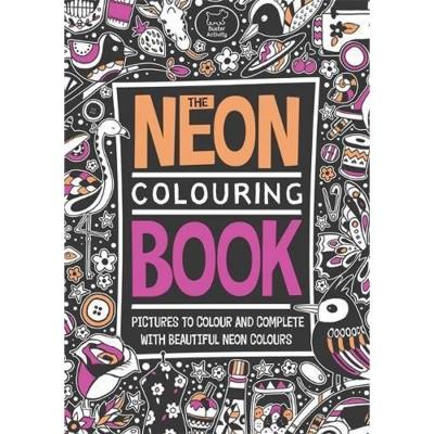 The Neon Colouring Book