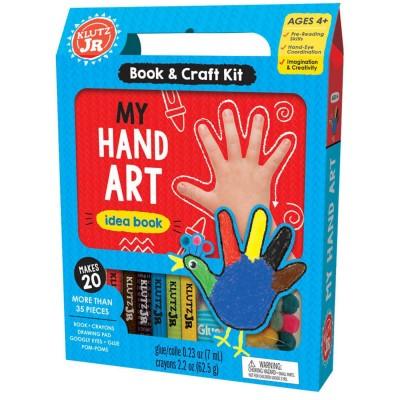 Klutz My Hand Art Idea Book...