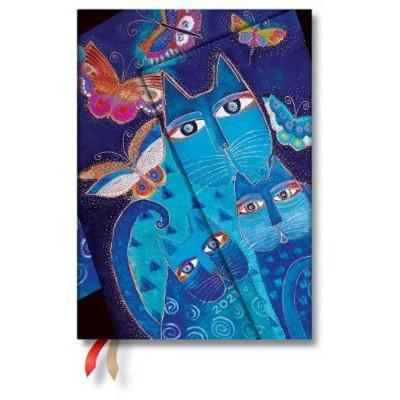 2021 Blue Cats, Midi Diary