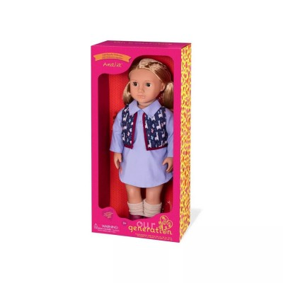 Our Generation Travel Doll...