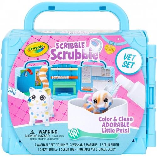 Crayola Washimals Scribble Scrubbie...