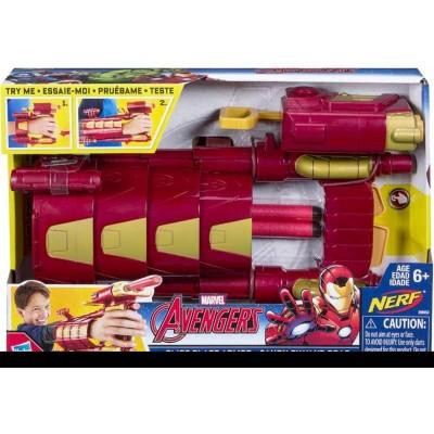 Nerf Avengers Marvel Iron...