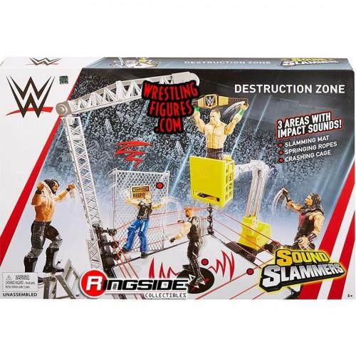 Mattel WWE Mattel Sound Slammers...