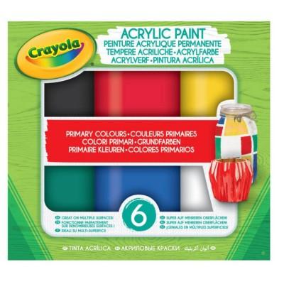 Crayola Acrylic Paint...