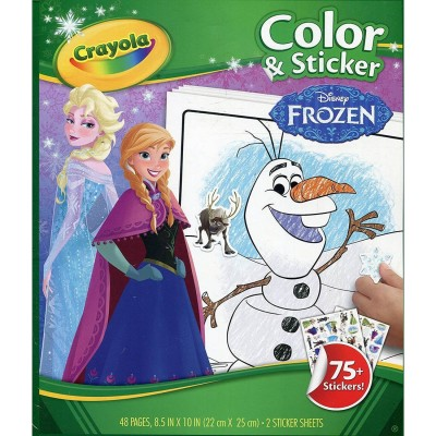 Crayola Frozen Color &...