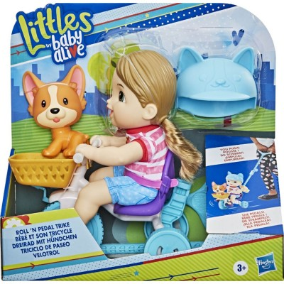 Baby Alive Littles Roll 'n...