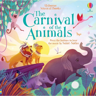 Usborne The Carnival of the...