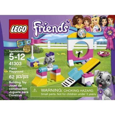 LEGO Friends Puppy Playground