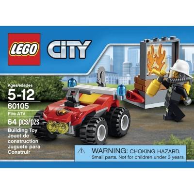 LEGO City Fire ATV Mixed