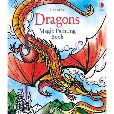 Usborne Dragons - Magic...