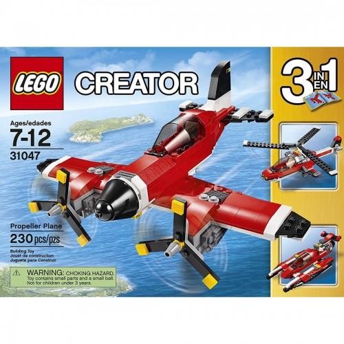 LEGO Creator Propeller Plane Building...