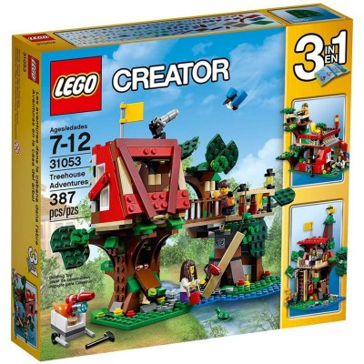 LEGO Creator Treehouse...