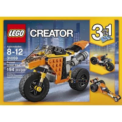 LEGO Creator Sunset Street...