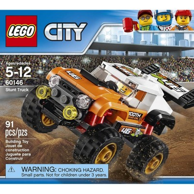 LEGO City Stunt Truck...