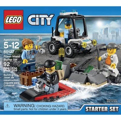 LEGO City Police Prison...