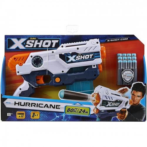 X-shot Excel Hurricane Clip Blaster