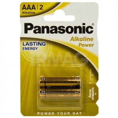 Panasonic Battery Alkaline...