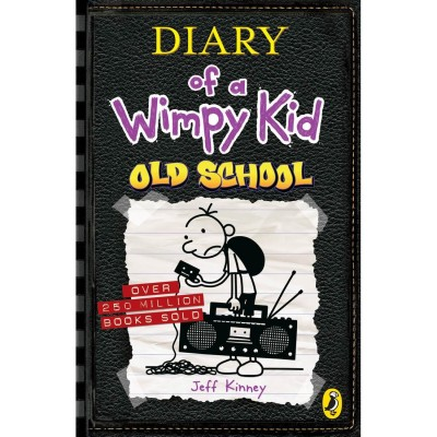 Diary of a Wimpy Kid - Old...
