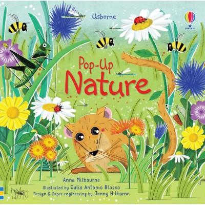 Usborne: Pop-Up Nature