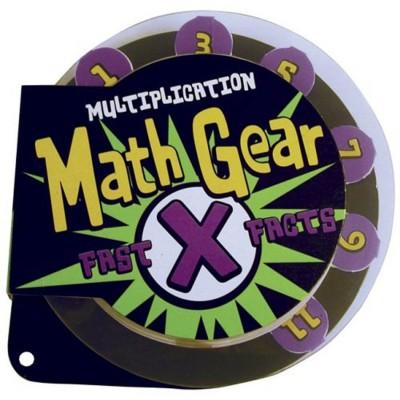 Math Gear: Fast Facts -...