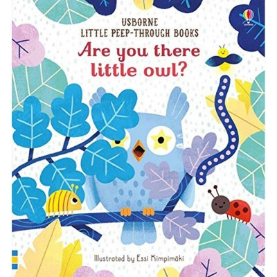 Usborne: Are You There...