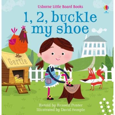Usborne: 1, 2, Buckle my Shoe