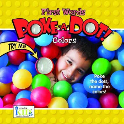 Poke-A-Dot First Words Colors