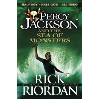 Percy Jackson and the Sea...