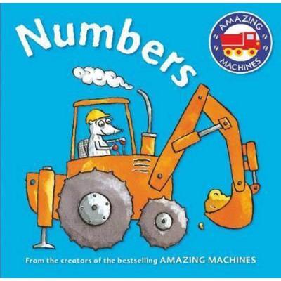 Amazing Machines First...