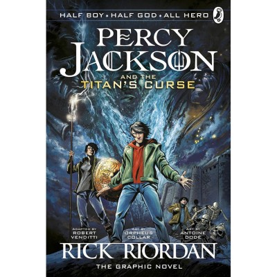 Penguin: percy jackson and...