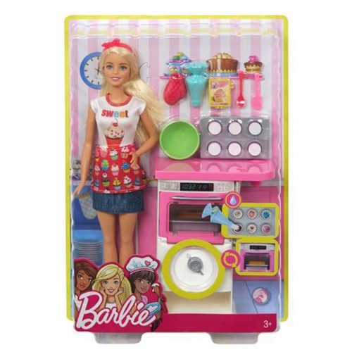Barbie Cooking & Baking Chef...